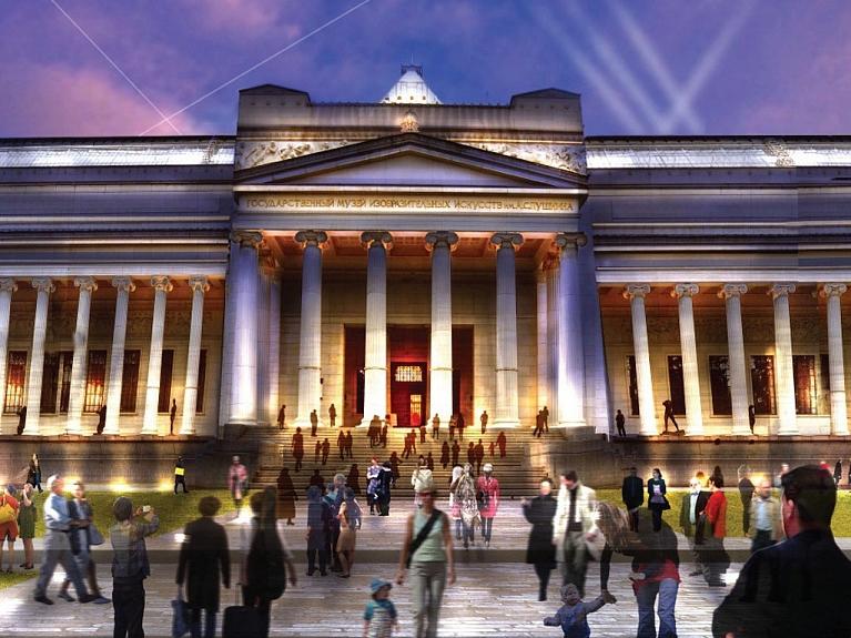только сохранит пушкинский музей что посмотреть должны помнить, что